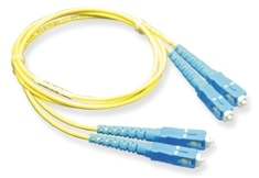 ICC: 7 Meter SC-SC Duplex Single Mode Fiber Patch Cable