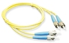 ICC ICFOJ7C503 3 Meter ST-ST Duplex Single Mode Fiber Patch Cable