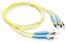 ICC ICFOJ7C507 7 Meter ST-ST Duplex Single Mode Fiber Patch Cable