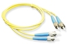 ICC ICFOJ7C510 10 Meter ST-ST Duplex Single Mode Fiber Patch Cable