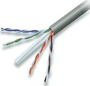 23 AWG Solid 550 MHz CMR Rated Grey Enhanced Cat 6e Cable 1000 ft Box