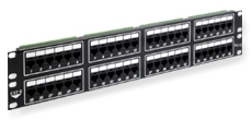 ICC Cabling Products: ICMPP04860 Cat 6 48 Port Patch Panel