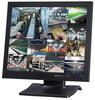 "Ganz LCD-17 500 TVL 17"" LCD CCTV Monitor VGA Only No Audio"
