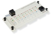 ICC Cabling Products ICRESVPA1C 8 Port Telephone Module with RJ31X