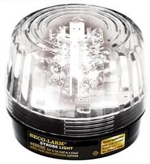 SECO-LARM: SL-126Q/C Clear Strobe Light