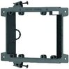 Arlington LVS2 Screw-On New Construction 2 Gang Low Voltage Bracket