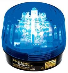 SECO-LARM: SL-126-A24Q/B Blue Strobe Light