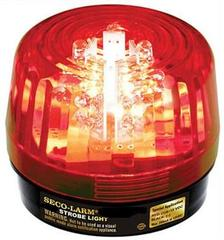 SECO-LARM: SL-126-A24Q/R Red Strobe Light
