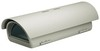 "Videotec HPV42K2A000 Verso 16"" Outdoor Housing with Sunshield & Heater"