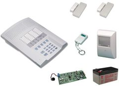 Linear: DVS KIT #51 Wireless Alarm System Kit