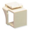 ICC Cabling Products IC107BN0AL Almond Keystone Blank Inserts 10 Pack