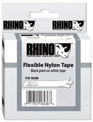 RHINO: 18488 Flexible Nylon Label Tape