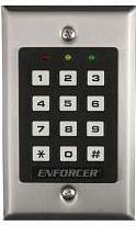 SECO-LARM: SK-1011-SQ Indoor Access Control Keypad