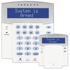Paradox K641R 32-Character Blue LCD Keypad Module & Integrated Card