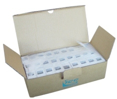 ICC Cabling Products: IC107BC1WH Surface Mount Box 25 Pack