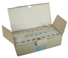 ICC Cabling Products: IC107BC1IV Surface Mount Box 25 Pack