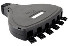 ICC Cabling Products: IC107MB6BK Mobile Modular Outlet Box