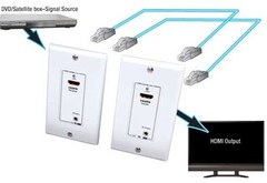 Vanco International: 280715 HDMI Wall Plate Extender over 2 UTP Cables