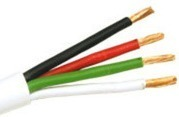 Cabling Plus: 14-4 Direct Burial Outdoor Speaker Wire
