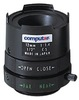 "Computar H1214FICS 1/2"" 12mm f1.4 Monofocal Lens, Manual Iris"