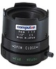 "Computar T0812FICS 1/3"" 8mm f1.2 Monofocal, Manual Iris Lens"