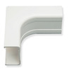 "ICC Cabling Products ICRW11ICWH 3/4"" White Inside Corner Cover 10 Pack"