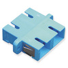 ICC ICFOA8SM02 Singlemode/Multimode SC Duplex Fiber Optic Adapter
