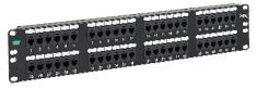 ICC Cabling Products: ICMPP048U6 Cat 3 48 Port 6P6C Telco Patch Panel