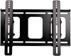 VMP LCD-MID-FTB Black Mid-Size Flat Panel Flush TV Wall Mount with Tilt