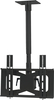 VMP LCD-MID-CB Mid-Size Flat Panel TV Ceiling Mount Black