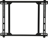 VMP FP-MFB Mid-Size Flat Panel Flush TV Wall Mount Black