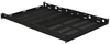 VMP ER-S1U4P Vented One Space Four Post Rack Shelf
