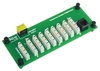 ICC ICRESVPA3C 8 Port Telephone Module with RJ31