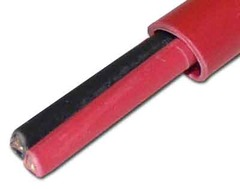 ICC Cabling Products: 18-2 Solid FPLR Fire Alarm Wire 1000ft