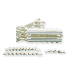 ICC Cabling Products: IC110H1004 Hinged Cat5e 110 Block Wiring Kit
