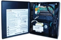 UPG: 80073 8 Output 24VAC 8 Amp CCTV Power Supply