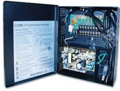 <p>UPG: 80076 9 Output 12VDC 5.4 Amp CCTV Power Supply</p>