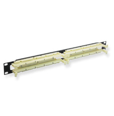 ICC Cabling Products: IC110RM100 100 Pair Cat5e 110 Patch Panel