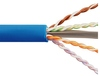 ICC ICCABR6ABL Cat6A 10Gig 650 MHz CMR UTP Network Cable