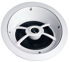 "Channel Vision: IC824 8"" Angled Professional In-Ceiling Speaker"
