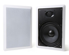 <p>Channel Vision: IW615 6.5&rdquo; Rectangular In-Wall Speaker Pair</p>