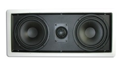 "Channel Vision: LCR625 6.5"" High Performance In-Wall Speaker"