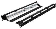 <p>Wavenet:&nbsp;5EPP24-S Cat5e 24 Port Patch Panel</p>