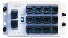 Channel Vision: C-0437 Telephone Distribution Module 4 Lines To 12 Locations