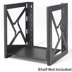 Kendall Howard: 1915-3-001-12 12 RMS Modular Wall Mount Rack