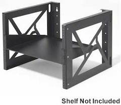 Kendall Howard: 1915-3-001-08 8 RMS Modular Wall Mount Rack