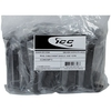 "ICC ICCMSCMPT2 3"" Cable Management Rings 10 Pack"
