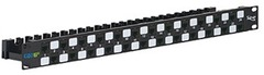 ICC: ICMPP246AU Cat6A 10Gig 24 Port Patch Panel