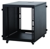 Kendall Howard 1932-3-201-12 12U SOHO Server Rack Cabinet w/No Doors