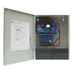 Altronix: AL1012ULXPD8CB 10 Amp 8 Output Access Control Power Supply